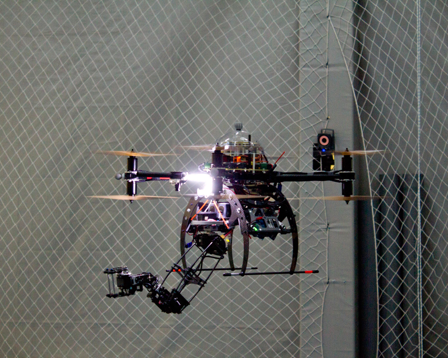 Aerial Manipulation Survey